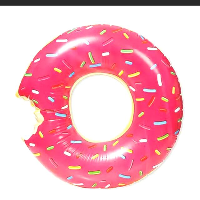 Inflatable Donut