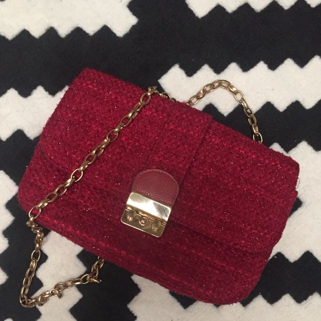 INSPIRED Dior Chain Bag