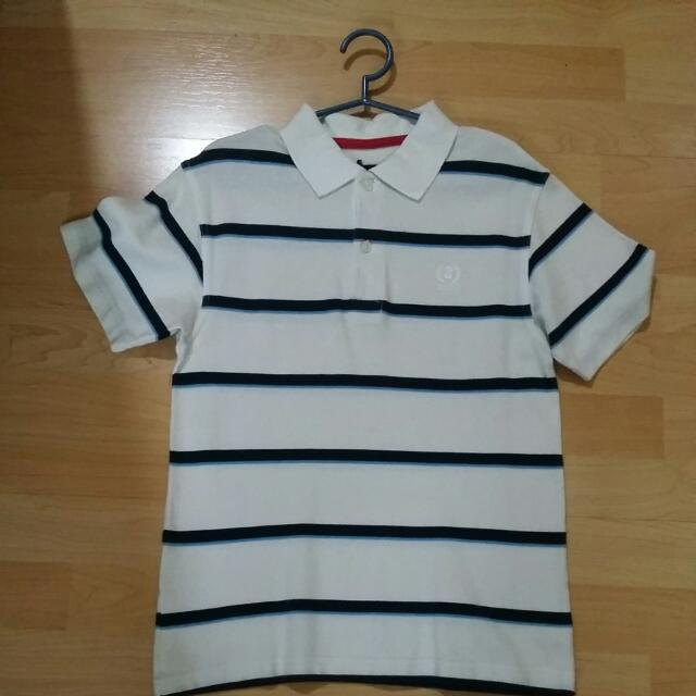 IZOD Striped Polo Shirt For Teens