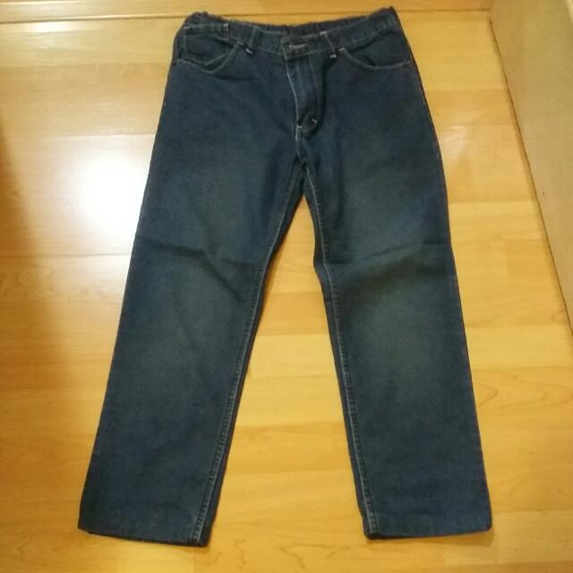 JOEY FRESCO Denim Pants
