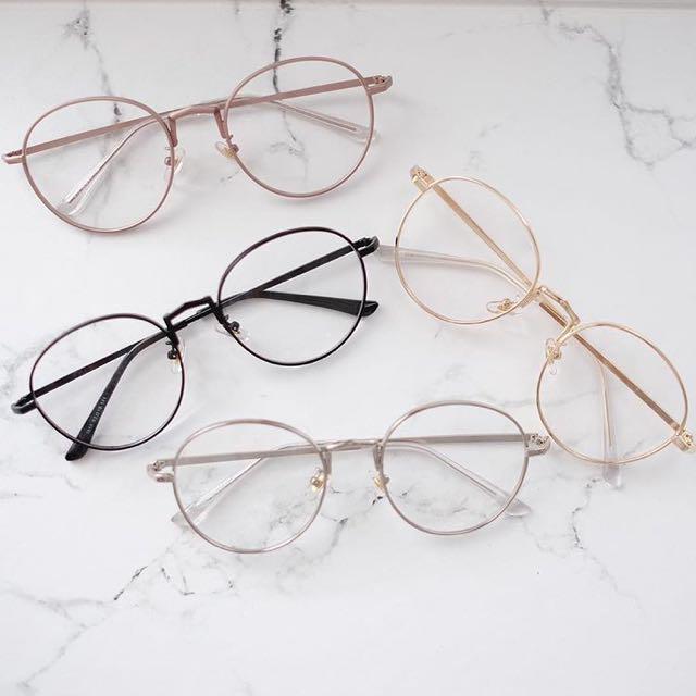 Vintage Glasses (Kaca Mata Tipis)