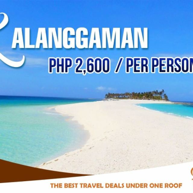 kalanggaman island tour tickets vouchers attractions on