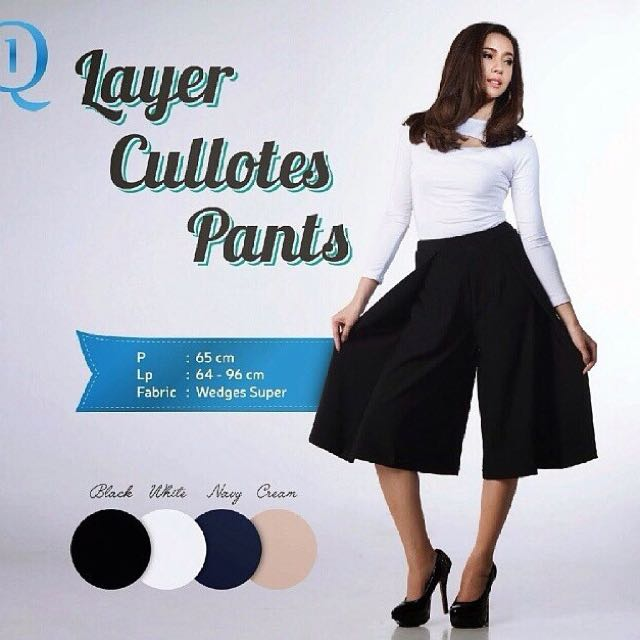 Layer Cullots