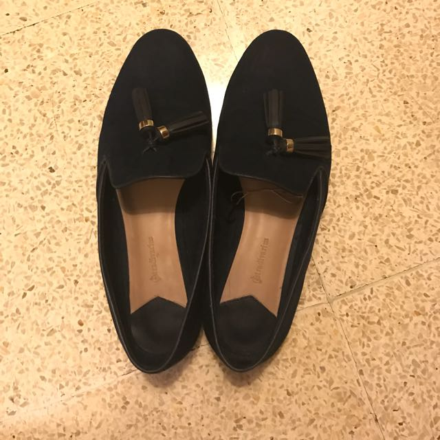 Loafers Flat Shoes Stradivarius