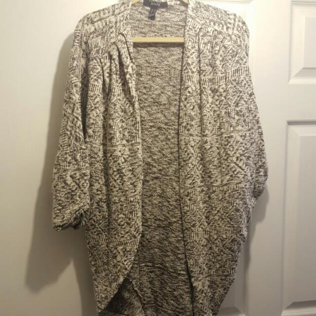 Long knit sweater Size S/M