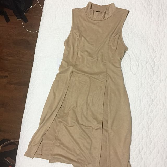 Long top / Short Dress