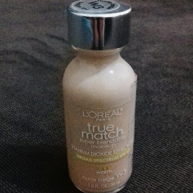 L'oreal Paris True Match Super Blendable Makeup