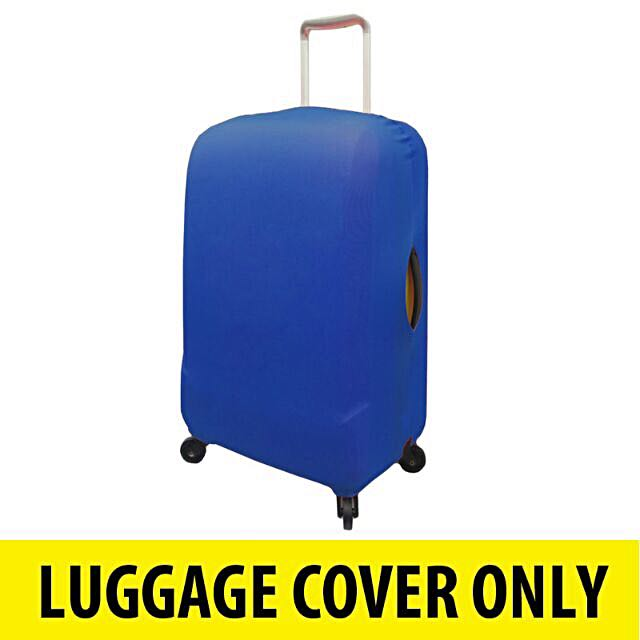Luggave cover - Blue