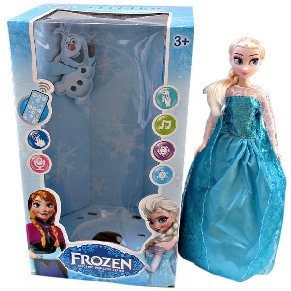 Mainan Anak RC Dancing Elsa - Mainan Boneka RC Frozen Elsa 1c3f952e31