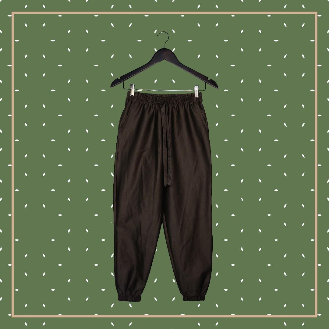 Mid Waist Pants