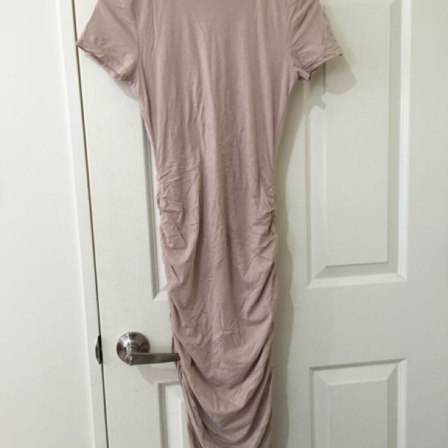 Midi Stretchy Dress