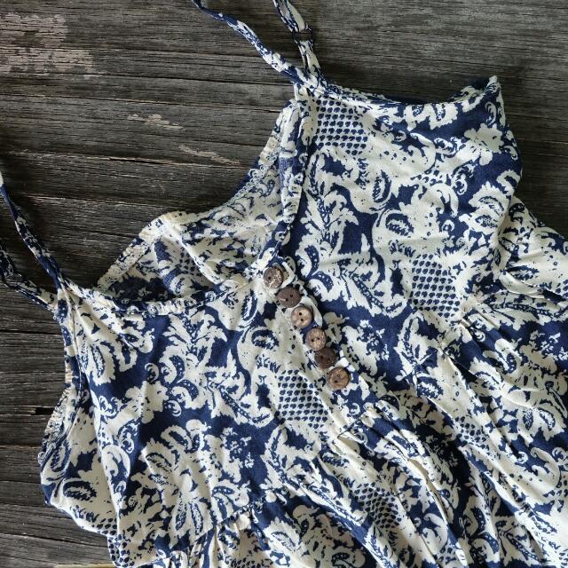 Mini Dress (Un-branded)