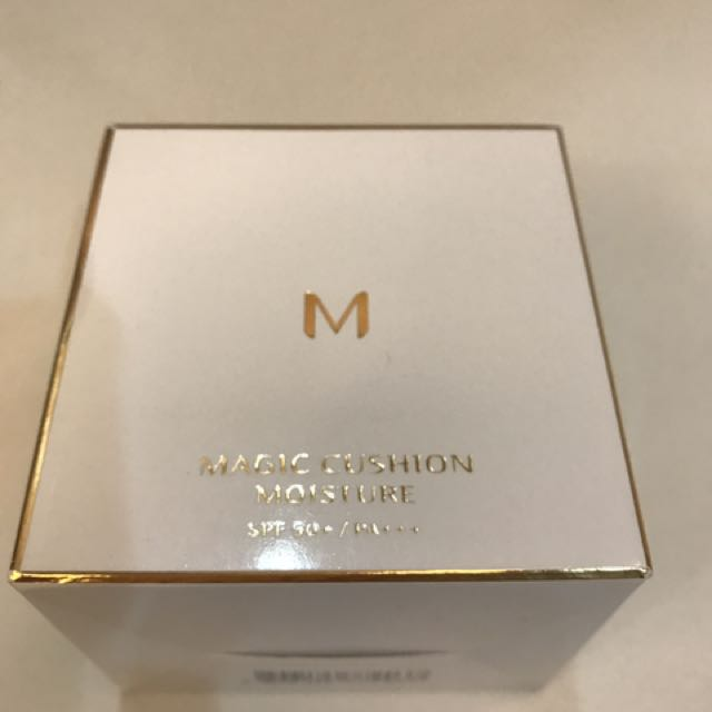 Missha Cushion Moisture