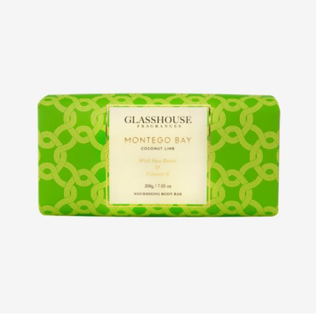 Montego Bay - Coconut Lime with Shea Butter & Vitamin E