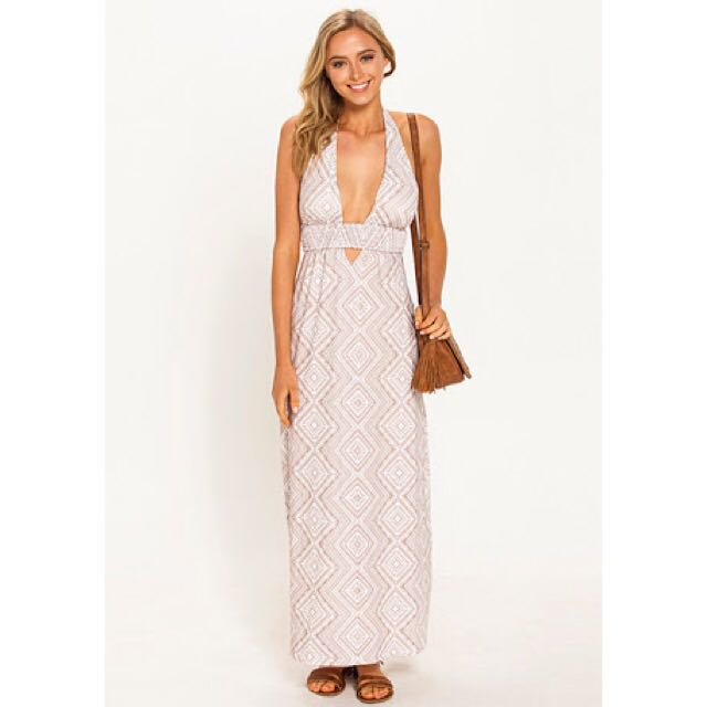 Mooloola Maxi Dress Size 12