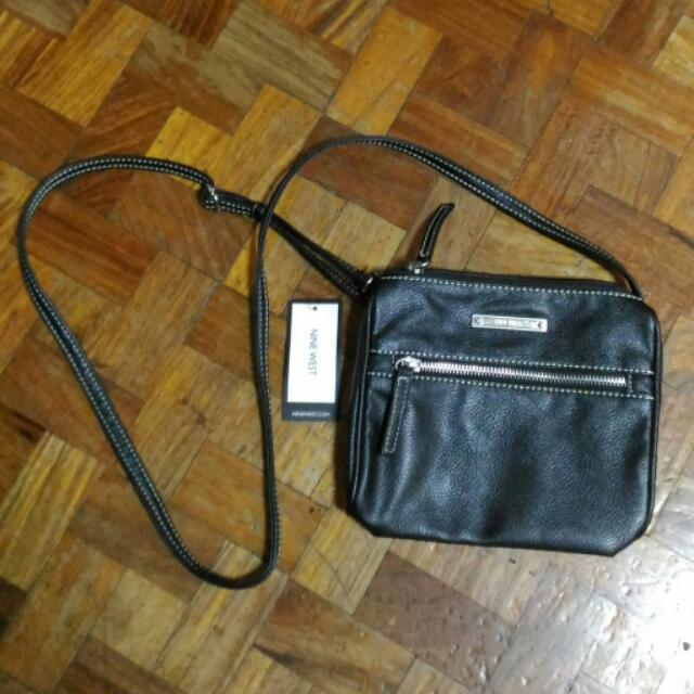 Authentic Nine West Sling Bag