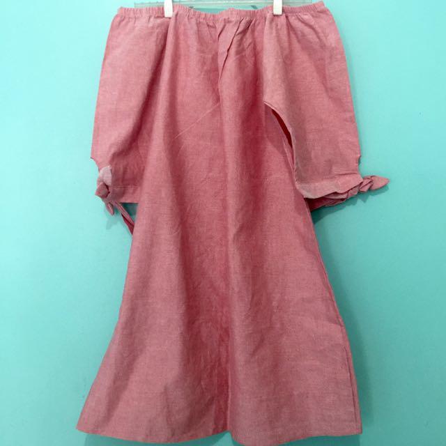 Off Shoulder Dress (L)