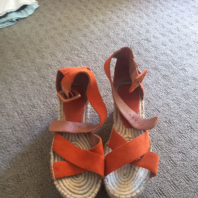 Orange Wedges