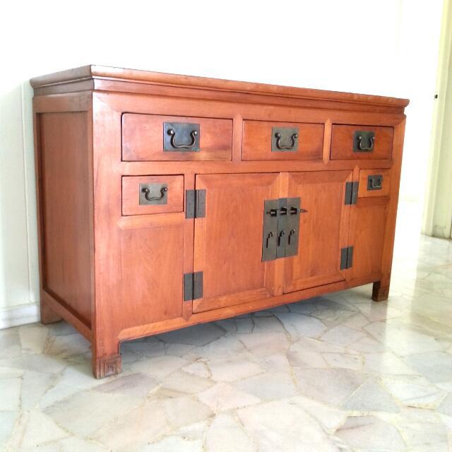 Oriental Cabinet Sideboard Buffet, Sideboard Buffet Furniture