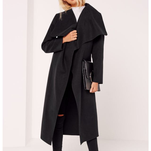 Missguided Oversized Coat