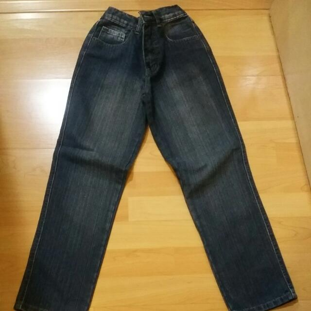 PJ BLUE DENIM PANTS For Boys