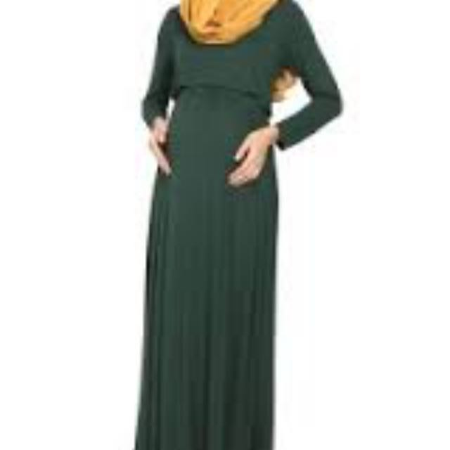 16b7bc67498 Poplook Maternity   Breastfeeding Friendly Maxi Dress
