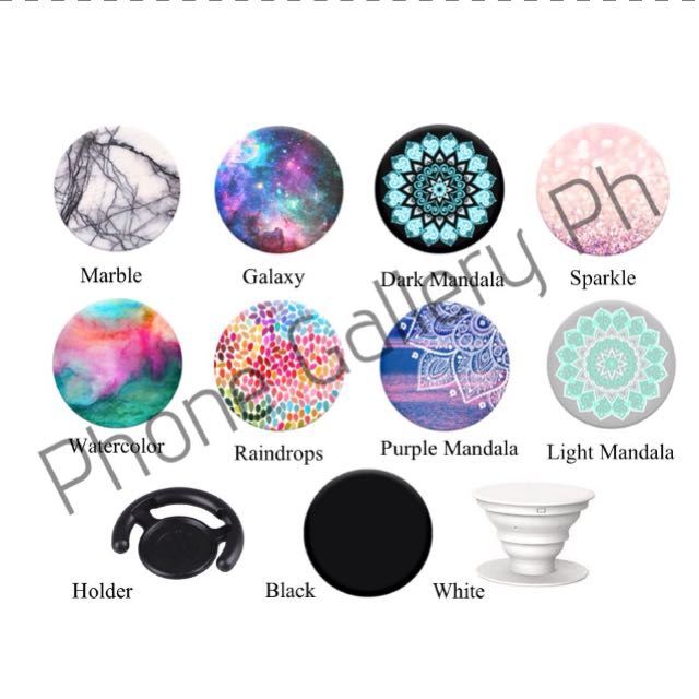 HIGH QUALITY PopSockets