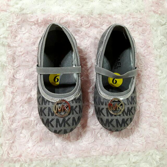 Preloved AUTHENTIC Michael Kors Doll Shoes
