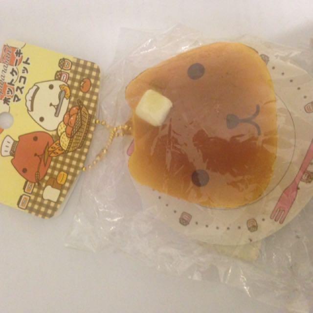 RARE Japan Kapibasaran Pancake Squishy