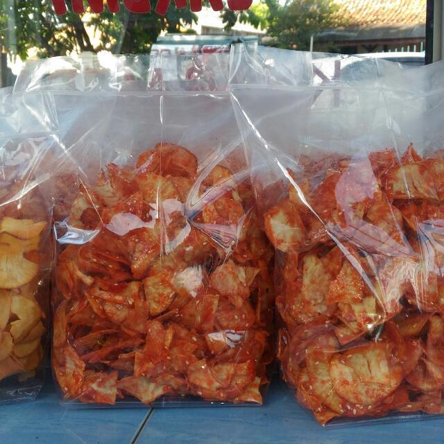 Snack Keripik Singkong
