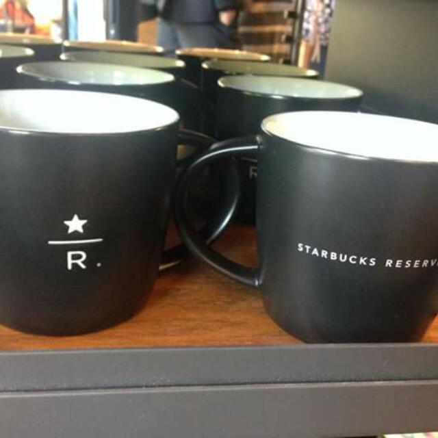 Starbucks Rserve Mug