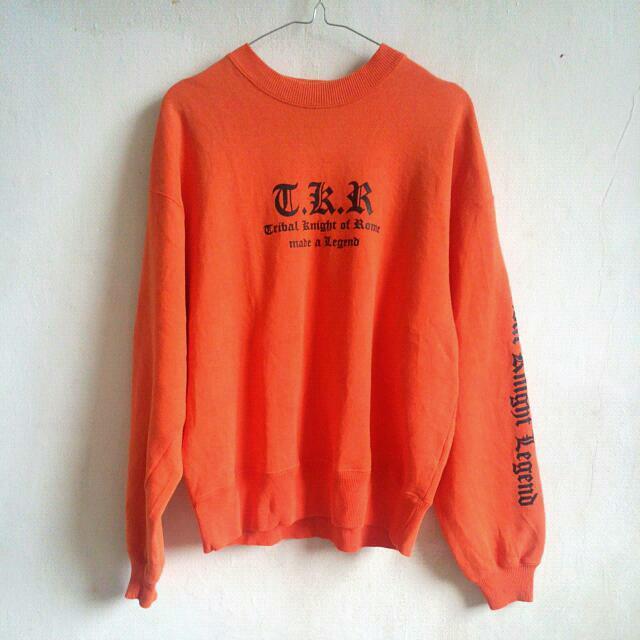 Streetwear Sweatshirt Zeky