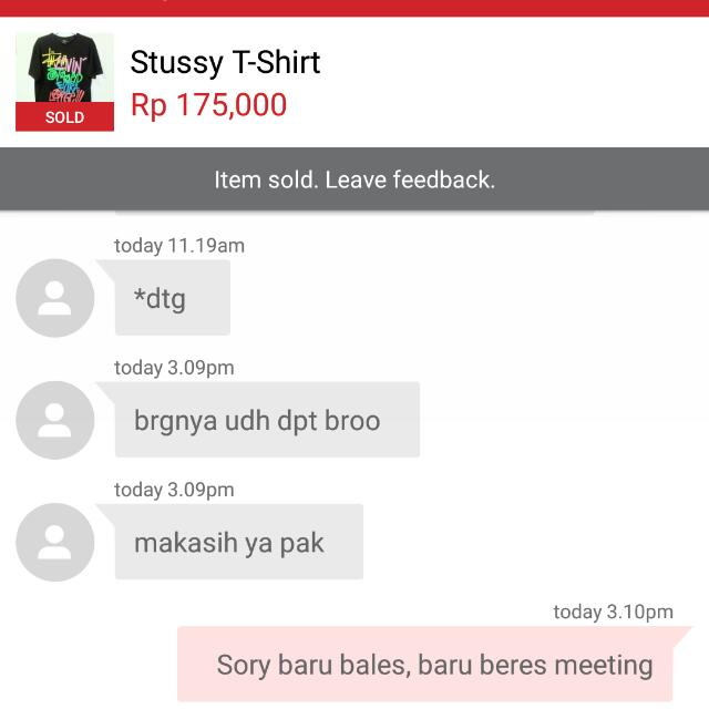 Trusted Seller