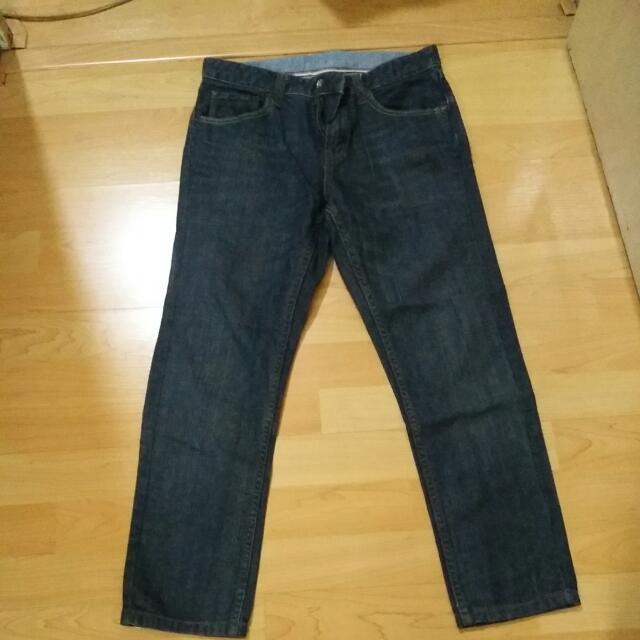 UNI QLO Denim Pants For Boys