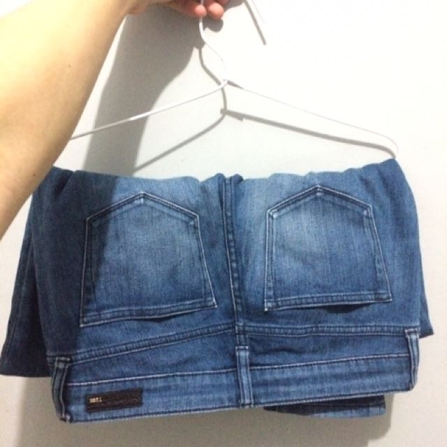 (Reprice)Uniqlo Blue jeans