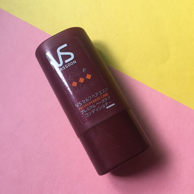 Vidal Sassoon Conditioner