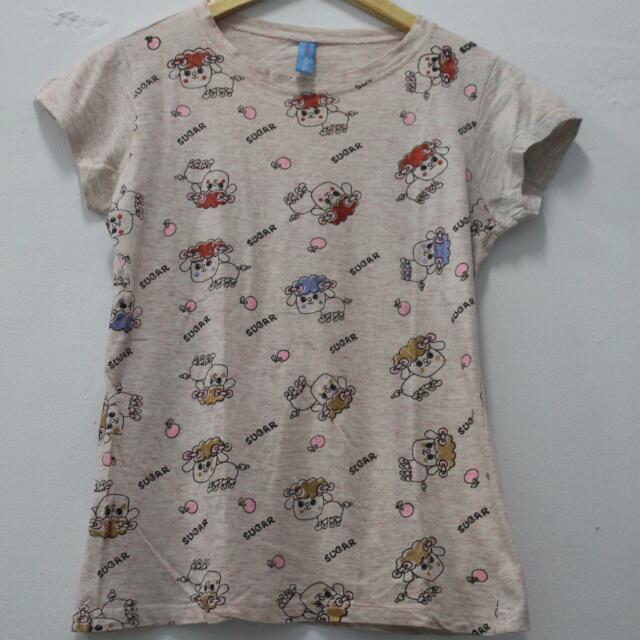 Voxy Shop Pink Tshirt