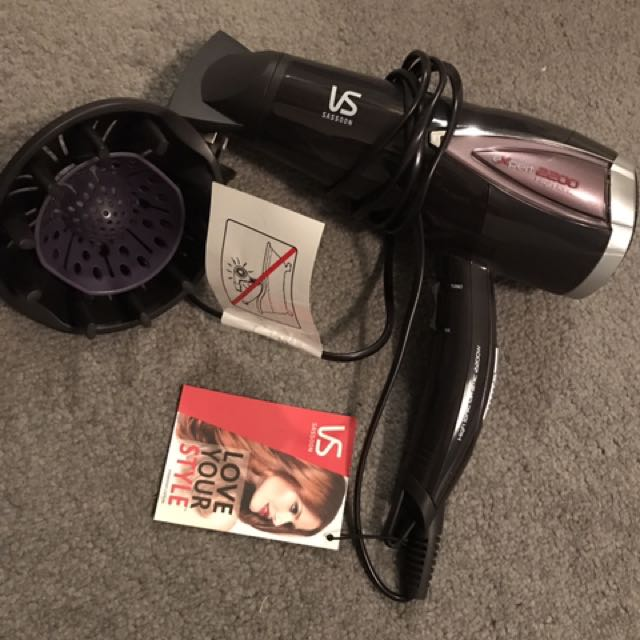VS SASSON Hair Dryer
