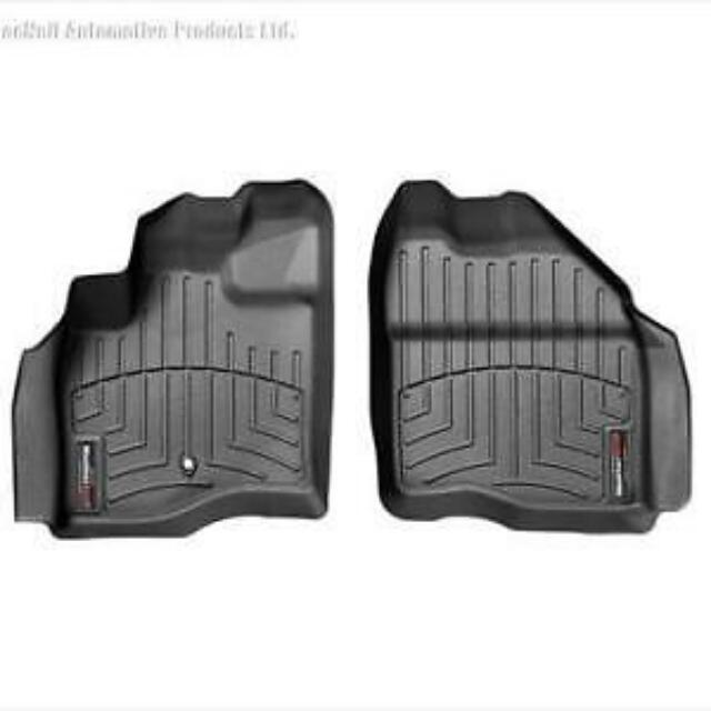 Weathertech Mat Set For Ford Freestyle / Taurus X