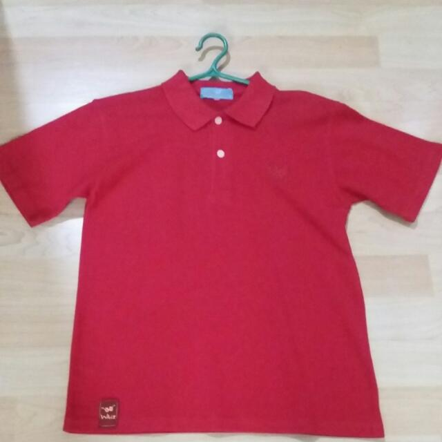 WHIZ Polo Shirt For Boys