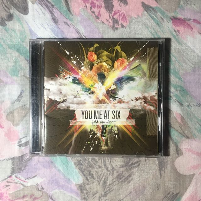 You Me At Six Hold Me Down Album