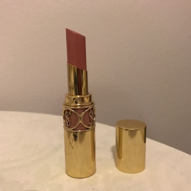YSL Yves Saint Laurent Lipstick Rouge Volupte 1 Nude