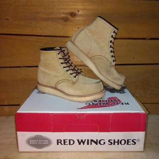 debde1dcb9 Red Wing 8173 (Engraved Wing Logo)