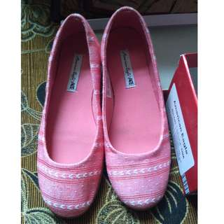 REPRICE FLAT SHOES PAYLESS AMERICAN EAGLE BARU