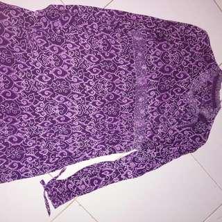Atasan Batik Cirebon