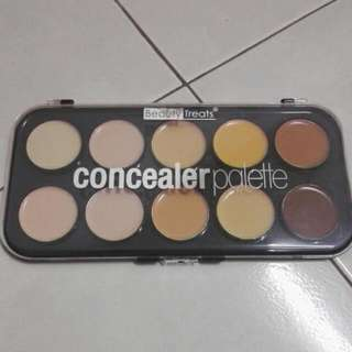 Beauty Treat Concealer Pallette