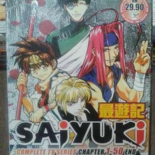 Saiyuki - Full Series 1-50