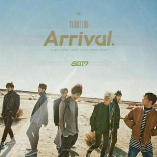 GOT7 ARRIVAL POSTERS (NEVER AND EVER)