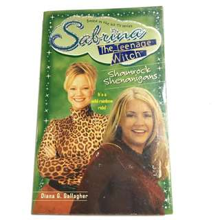 SABRINA THE TEENAGE WITCH: SHAMROCK SHENANIGANS by Diana J. Gallagher