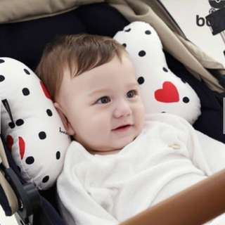韓國直出 Borny 嬰兒車用頭枕